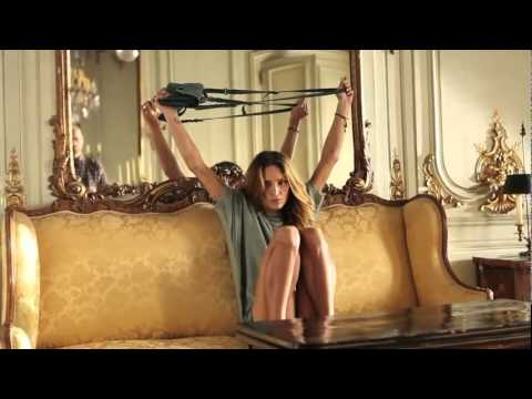 Erin wasson on Making of Zadig & Voltaire 2012
