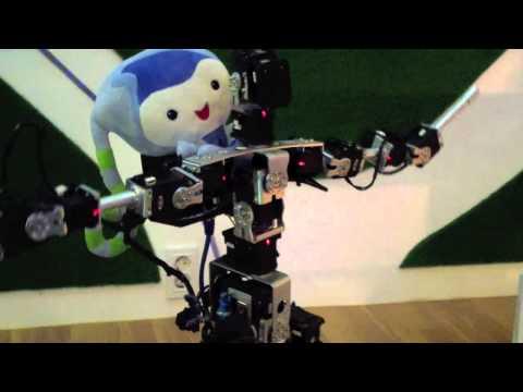 French Robots in Korea – Yeosu Expo 2012