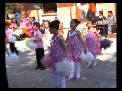 Akhisar Yeniceköy 1.2.3. sınıf 23 nisan 2011