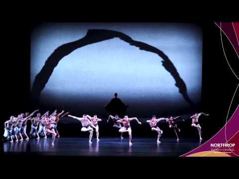 Northrop Presents Martha Graham Dance Company 2014//15 Northrop Season