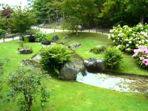 Le jardin japonais d 39 hasselt belgique youtube for Jardin japonais hasselt 2016
