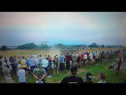 War And Peace Show 2016