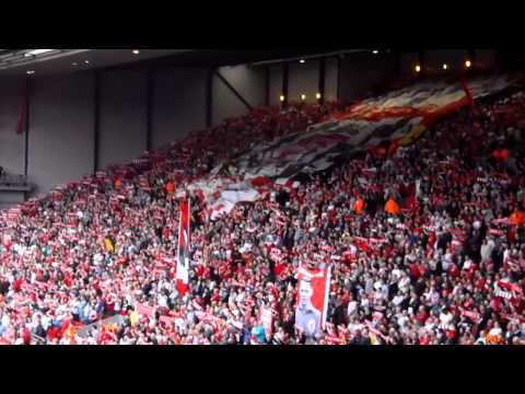 This Is Anfield  You'll Never Walk Alone Hd Liverpool Fc video
