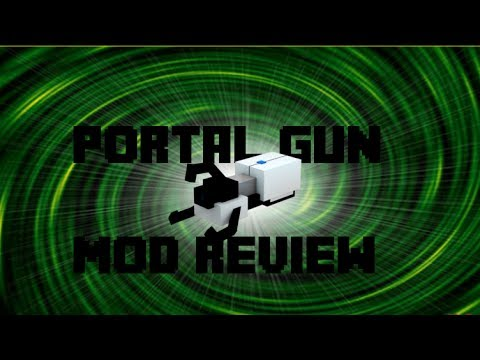 Minecraft Portal Gun Mod-1.6.4