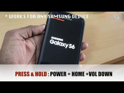 HOW To UN-BRICK/UNROOT ANY SAMSUNG GALAXY S6/Edge/Edge+ and Note 5