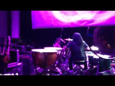 NAMM 2015 -Bonzo Bash - Led Zeppelin - Kashmir - Tracii Guns - Guitar