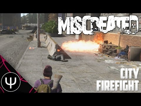 Miscreated — City Firefight!