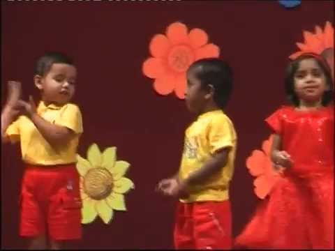 Sunshine nursery School anniversary program 1