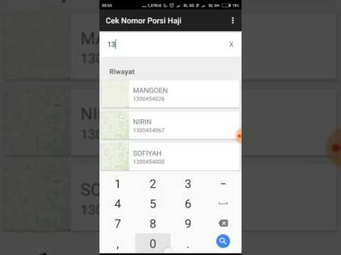 Youtube info haji plus kemenag
