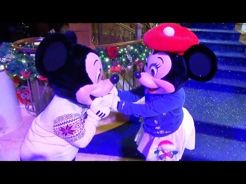 MouseSteps Weekly #128 Disney Dream Merrytime Cruise Overview Part 1 with Special Holiday Offerings