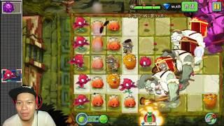Plants vs Zombies 2 hnt chơi game pvz 2 lồng tiếng vui nhộn funny gameplay #64 new 64