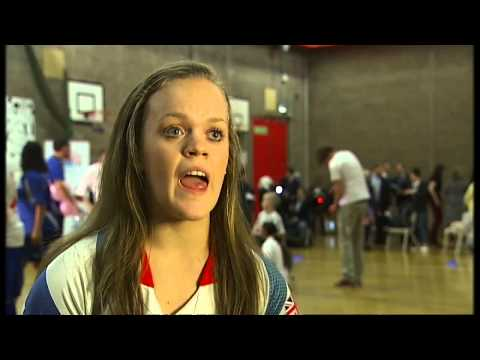 Ellie Simmonds launches ParaGB legacy