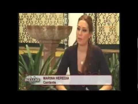 Marina Heredia - 'De Lujo'. Especial Carlos Cano. Entrevista