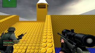 играем в counter strike часть 1