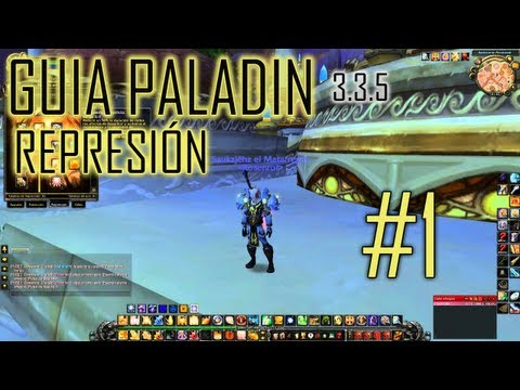 Guia Paladin Represin PVP [Talentos] - 3.3.5 - SauuK