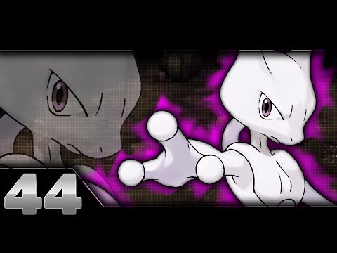 Pokemon X and Y - Part 44 - Catching Mewtwo [Post-game]
