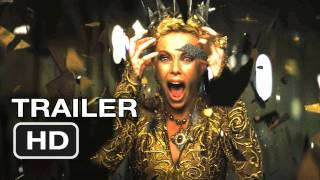 Snow White & the Huntsman - Snow White & the Huntsman Official Trailer #1 - Charlize Theron, Kristin Stewart (2012) HD