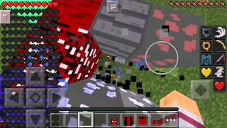 Minecraft pe marvel modu