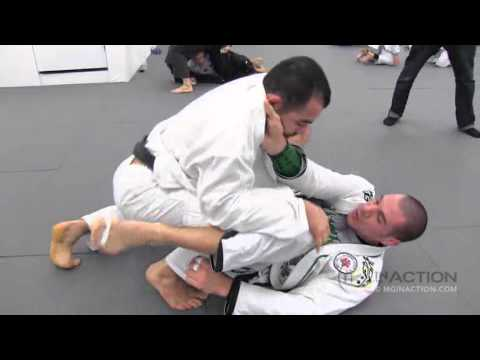 Marcelo Garcia rolling with Rafael Lovato Jr. Part 2 Image 1