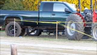 Truck Pulls GONE BAD!!!