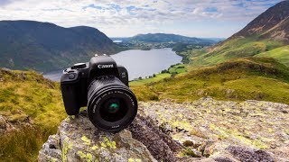 Canon 800D (T7i) Real World Camera Review