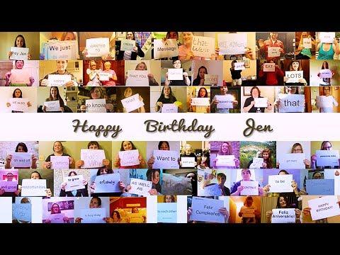 Happy Birthday Jennifer Morrison - 2014