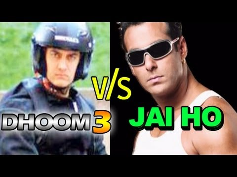 Salman Khan's Jai Ho might release 5 days after Aamir Khan's Dhoom 3 | Breaking News