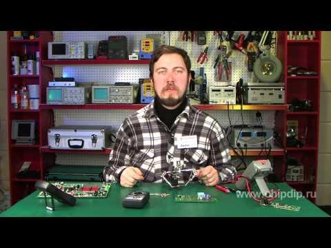 Видео как проверить резистор мультиметром на плате