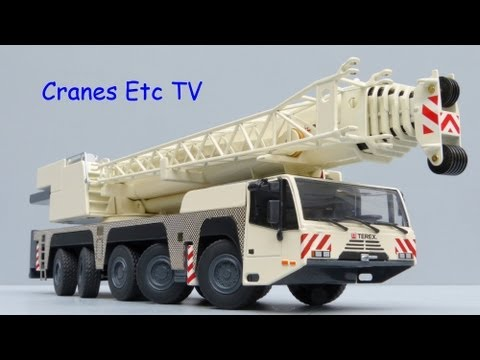 Cranes Etc TV:  NZG Terex AC 200-1 Mobile Crane Review
