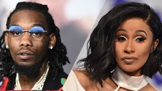 Offset Welcomes New Baby To The World: Should Cardi B Be Worried?