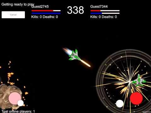 Battle Spaceships Update: New Laser Weapon