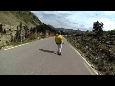 cool run La Lombard freeride 2014