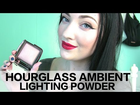 Hourglass Ambient Lighting Powder Review + Demo!