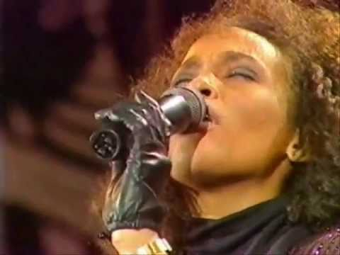 He / I Believe - Gospel - WHITNEY HOUSTON & CISSY HOUSTON Duet Live - 1988 Mandela