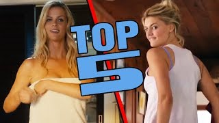 TOP 5 - Raunchy Scenes in movies