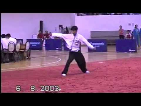 北螳螂 《一路摘要拳》 Northern Praying Mantis Kung Fu Image 1
