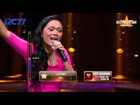 """Mega Mauro """"Speak Softly Love"""" Andy Williams - Rising Star Indonesia Live Duels 4 Eps. 12"""