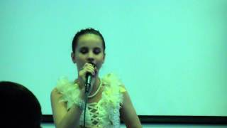 """How Great Thou Art"", version in The Russian Language by Vika Hovhannisyan (12 y.o.)"