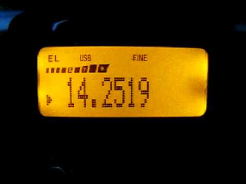 SP DX Contest 2011 PB6W 14 MHz.AVI