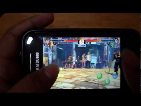 Descargar street fighter IV(4) para android probado en el samsung galaxy ace