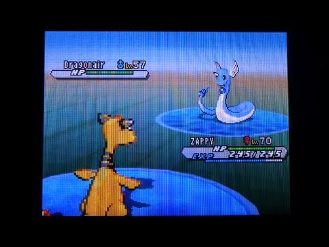 How to Catch Dratini and Dragonair - Pokemon Black 2 and White 2
