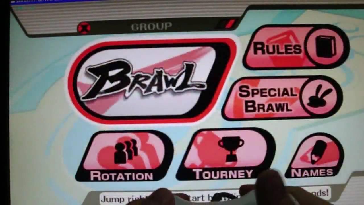 Super Smash Bros Brawl Wii Juegos - 4playersorg