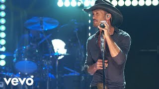 Tim McGraw Diamond Rings And Old Barstools