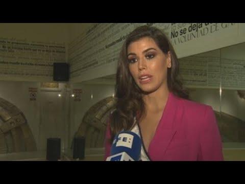 Entrevista a Sofía del Prado, Miss Universo España