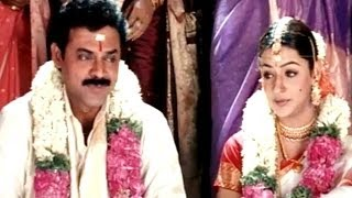 Vasantam Movie || Venkatesh & Arthi Agarwal  Marriage Scene || Venkatesh,Arthi Agarwal