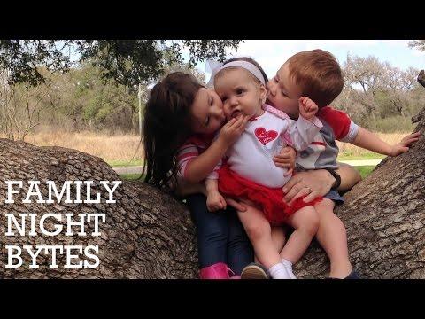 Family Night Bytes - Valentines Day 2015