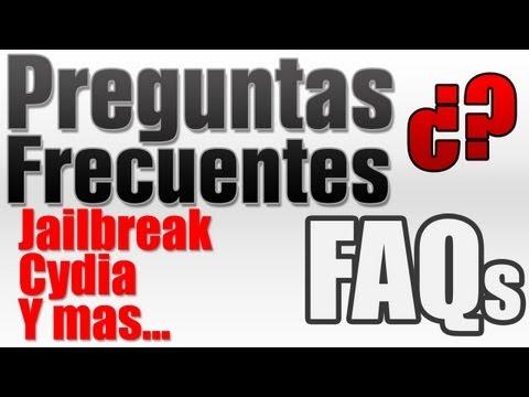 Preguntas frecuentes y respondiendo Dudas por Alfalta90 F.A.Q´s ( Cydia y Jailbreak)