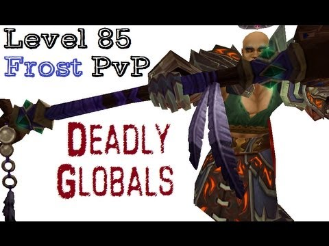 Sendarius - Level 85 Frost Mage Twink Pvp - Mop Patch 5.3.0 video