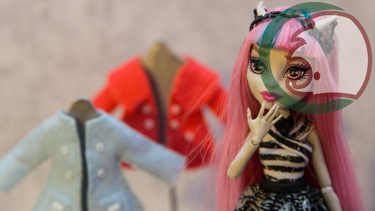 Все для кукол монстр хай своими руками