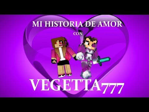 MI HISTORIA DE AMOR CON VEGETTA777 - JUEGOS DEL HAMBRE c/ Vegetta y Luzu